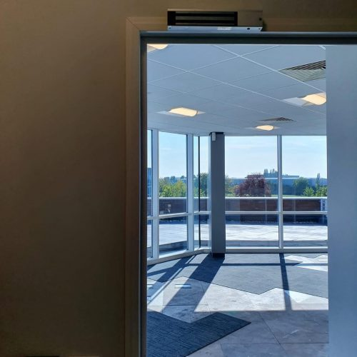Access control install, Central London