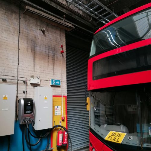 Large London Garage Fire Adjustments and Additions