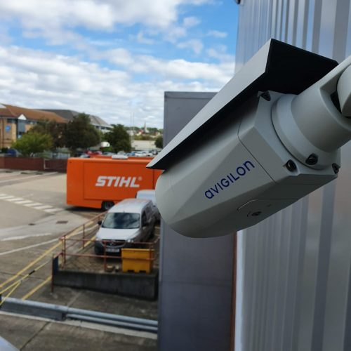 Avigilon Camera Additions with Additonal Licensing and Server Upgrade to Acc7