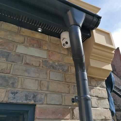 Coffee Shop – Small CCTV and Intruder Installation