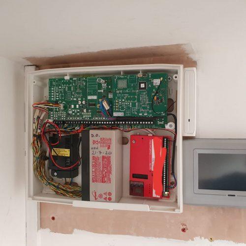 Hybrid Installation – Domestic Property
