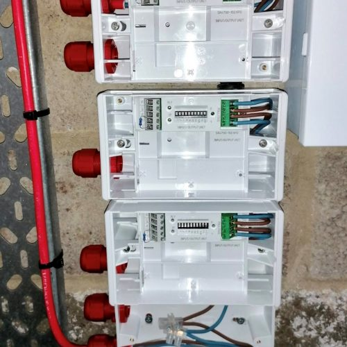 Large Fire job Interface